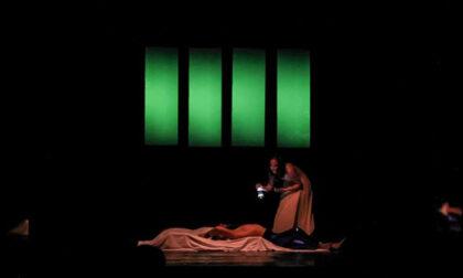 Stasera primo appuntamento con Dissimilis al teatro di Bosconero con Amore e Psiche