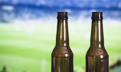 Per la finale dell'Europeo di domenica Rivarolo vieta le bevande in lattine e vetro