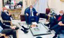 Il Governatore Cirio a colloquio con gli ex presidenti regionali: il punto su vaccini e gigafactory