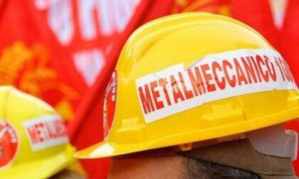 Lavoratori nelle aziende metalmeccaniche in sciopero nel Torinese, 9 in Canavese