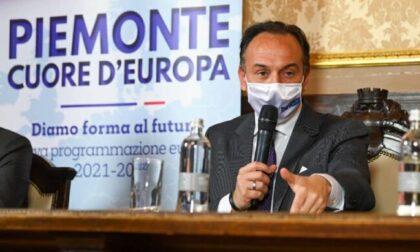 """Il Presidente Cirio minacciato dai No Vax: """"Non mi spaventano le minacce, non arretro di un millimetro"""""""