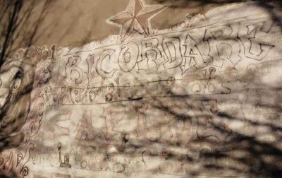 """""""No"""" al restauro del murale contro l'odio e il razzismo di Valperga"""