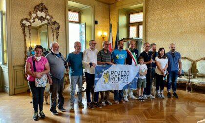 Road To Rome 2021: l'associazione delle Vie Francigene arriva nel tratto eporediese