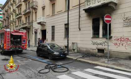 Ancora un incendio in un alloggio: due le persone ustionate