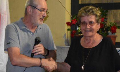 """Cri di Strambino celebrati i volontari per """"anzianità di servizio"""""""