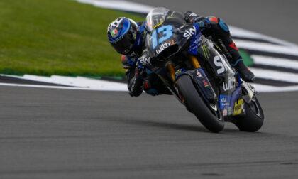 Moto2: Celestino Vietti partirà dalla 23esima casella