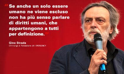 Gino Strada Colleretto Giacosa decide di intitolare la piazza
