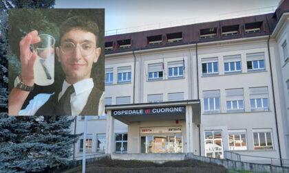 Oggi il funerale di Lorenzo, 19enne morto per shock anafilattico, ma è polemica sulla chiusura del Pronto soccorso di Cuorgnè