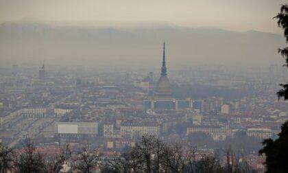 Smog e Pm10 oltre la soglia in Piemonte... tutta colpa della sabbia del Sahara