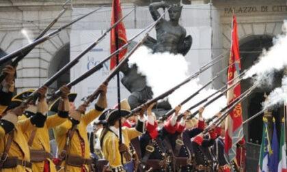 L'Aurora d'Italia: le rievocazioni storiche a Torino per il 315° anniversario della vittoria dell'assedio del 1706