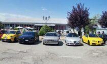 Motori protagonisti a Burolo e nell'Eporediese... per beneficenza