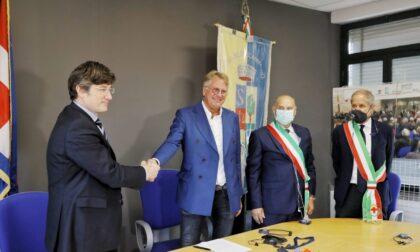 Firmato il contratto per l'acquisto dei terreni nell'ex area Olivetti