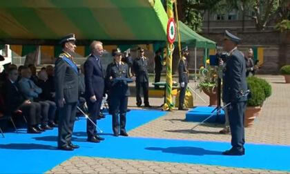 La Guardia di Finanza del Piemonte e Valle d'Aosta ha salutato il Generale di Divisione Giuseppe Grassi