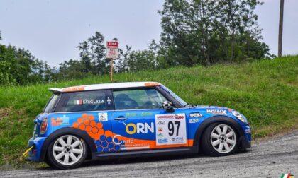 Gabriele Priante anche il suo secondo rally «in carriera» si chiude con un buon risultato