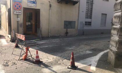 Al via i lavori sulle strade a Valperga
