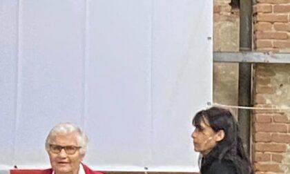 Lidia Maksymowicz ha incontrato gli allievi della Giraudo
