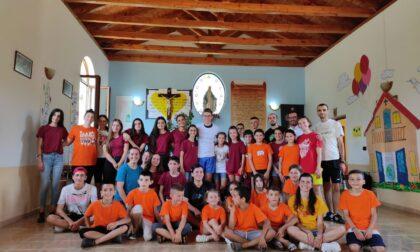 Cinque ragazzi dell'oratorio in missione in Albania