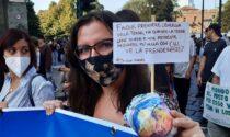 """Torna """"Friday for future"""" a Torino: folla di studenti alla manifestazione"""