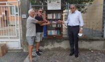 """San Carlo ha inaugurato la """"casetta dei libri"""""""