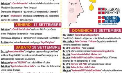 Cosa fare in Canavese nel weekend: gli eventi di sabato 18 e domenica 19 settembre 2021