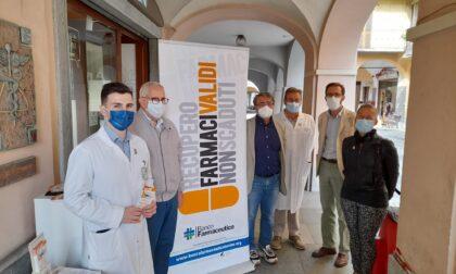 Progetto recupero farmaci attivo anche a Castellamonte