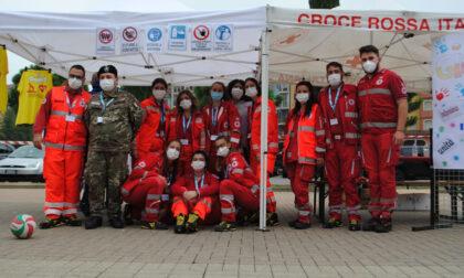 I 40 anni della Croce Rossa di Leini