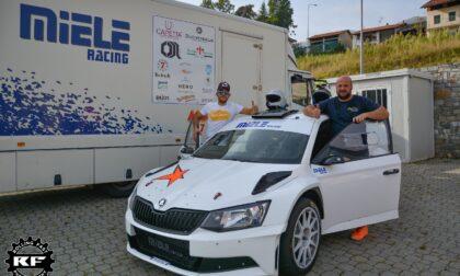 Anche un po'di Canavese al «Rally Legend - Repubblica di San Marino»