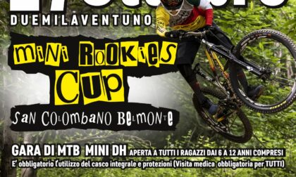 Mini Rookies Cup nel fine settimana a San Colombano Belmonte