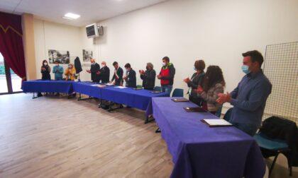 A Ronco il sindaco Giacomino ha presentato la sua giunta