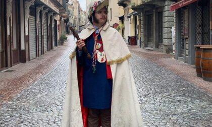 Il Supremus Ordo Aurei Scorpionis dà a Ivrea il suo Principe