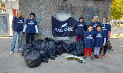 Tutti uniti in città contro i rifiuti in plastica