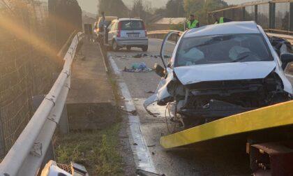 Due donne ferite in un incidente stradale