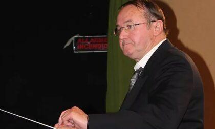 Le sette note canavesane piangono il maestro Ettore Gamarra