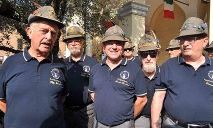 Memorial di bocce Giovanni Ramondino, gli Alpini ricordano l'ex vice-presidente